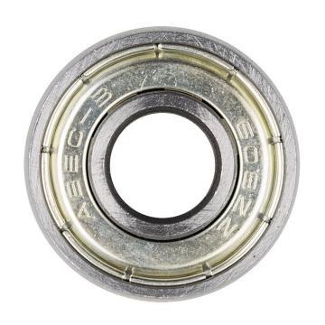 6800-2RS 6800 RS 6800 2RS Single Row Thin Section Wall Ball Bearing